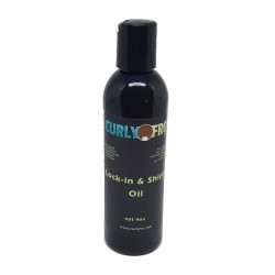 Lock-In & Shine oil     (Moisture lock)